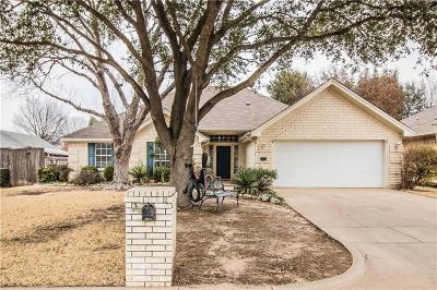 North Richland Hills Single Family Home Active Option Contract: 7505 Brockwood Court