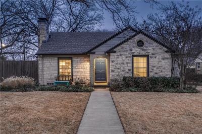 Single Family Home For Sale: 6403 Ellsworth Avenue