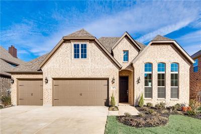 Prosper Single Family Home For Sale: 1317 Palestine Drive