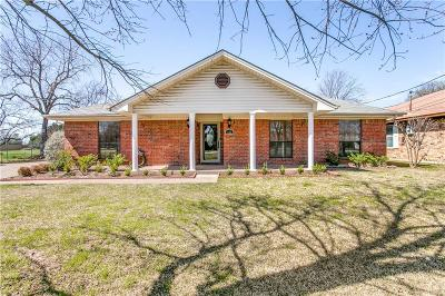 Duncanville Single Family Home Active Option Contract: 123 Tampico Circle