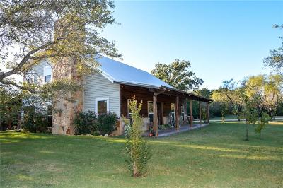 Stephenville Single Family Home For Sale: 4640 County Road 456