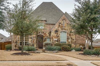 Allen Single Family Home Active Contingent: 2231 Morning Dew Court