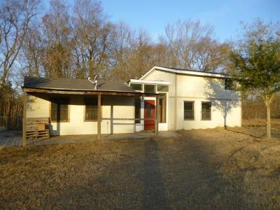 Terrell Single Family Home For Sale: 17458 County Road 340