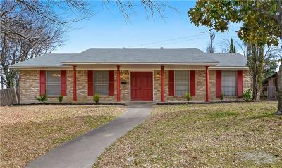 Desoto Single Family Home For Sale: 908 Red Bud Drive