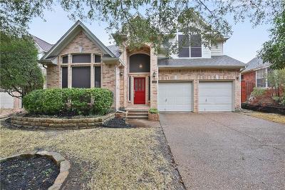 Arlington TX Single Family Home For Sale: $294,000