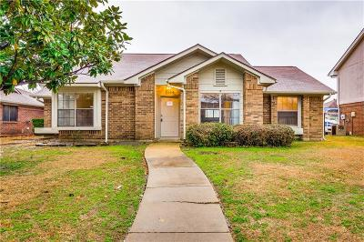 Rowlett Single Family Home For Sale: 8004 Tulane Drive