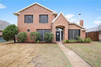 Mesquite Single Family Home For Sale: 905 Bridgewater Lane