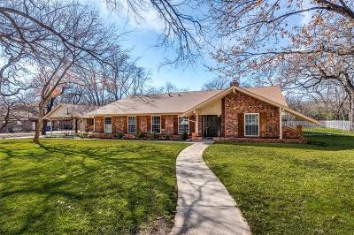 Colleyville Single Family Home Active Option Contract: 100 Timberline Drive N