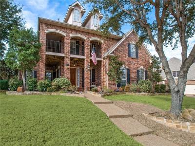 Flower Mound Single Family Home For Sale: 4209 Auburn Drive