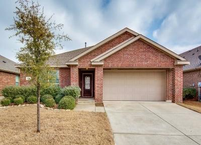 Royse City Single Family Home Active Option Contract: 1112 Bent Tree Road