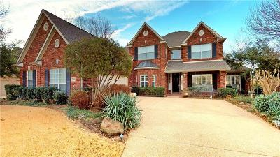 Flower Mound Single Family Home Active Option Contract: 2816 Wisdom Creek Drive