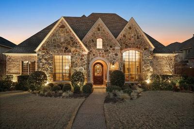 Frisco Single Family Home For Sale: 11598 Coronado Trail