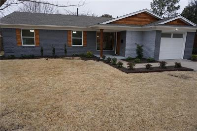 Single Family Home Active Option Contract: 107 Brookwood Drive