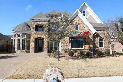 North Richland Hills Single Family Home Active Option Contract: 6817 Matador Ranch Road