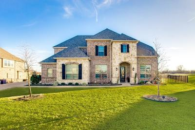 Gunter Single Family Home Active Option Contract: 1624 Bearpath Way