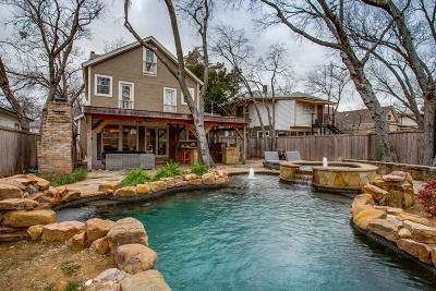 Dallas Single Family Home Active Option Contract: 4710 Junius Street