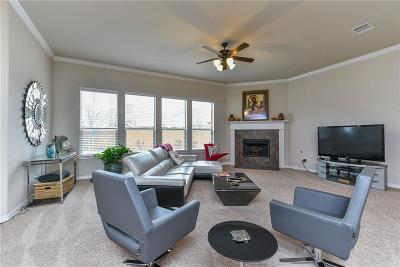 Fort Worth Single Family Home For Sale: 4928 Breezewind Lane