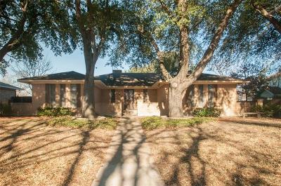 Allen Single Family Home For Sale: 202 Lynge Drive