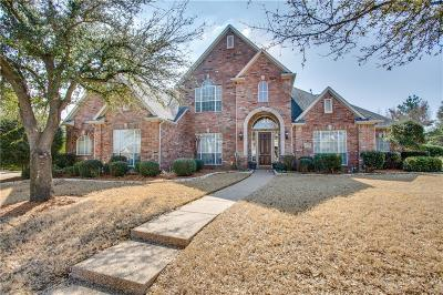 Flower Mound Single Family Home For Sale: 4505 Wisdom Creek Court