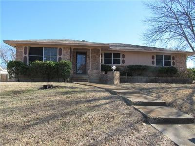Dallas Single Family Home For Sale: 6828 Shadymeadow Drive