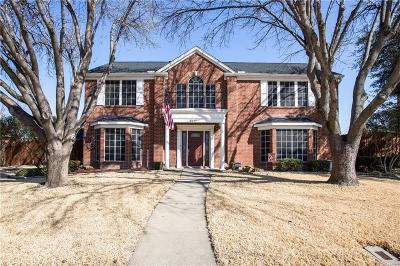 Lewisville Single Family Home For Sale: 2057 Vista Drive