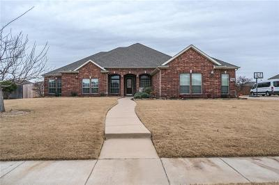 Sendera Ranch, Sendera Ranch East Single Family Home Active Option Contract: 1609 Diamond Back Lane
