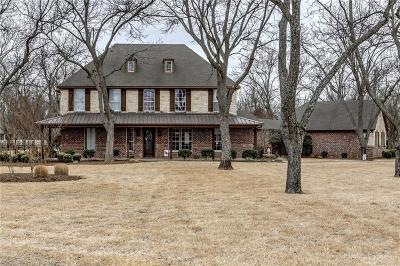 Granbury Single Family Home Active Option Contract: 7401 Hampton Drive