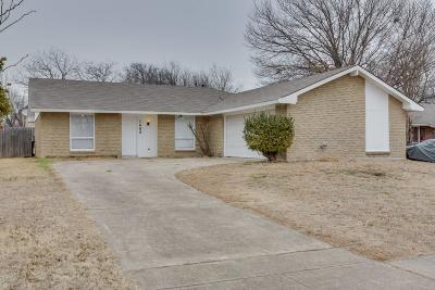 Plano Single Family Home For Sale: 1409 Armstrong Drive