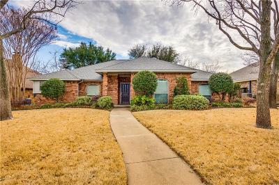 Allen Single Family Home Active Option Contract: 920 Willow Brook Drive