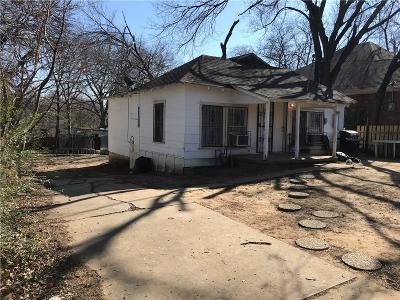 Dallas Single Family Home For Sale: 2314 Arroyo Avenue