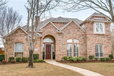 Allen Single Family Home Active Option Contract: 604 Sabine Court