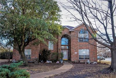 Rowlett Single Family Home For Sale: 9502 Heartstone Lane