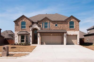 Forney Single Family Home For Sale: 1012 Mallard Drive