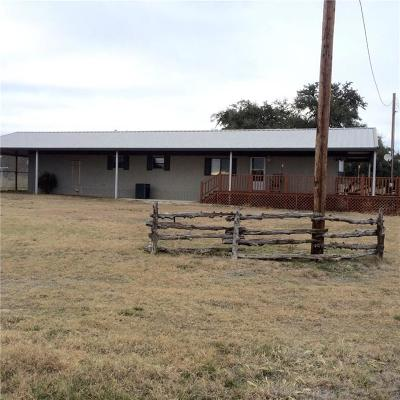 Single Family Home For Sale: County Rd 238