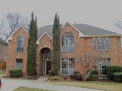 Garland Single Family Home Active Option Contract: 7202 Gorham Drive