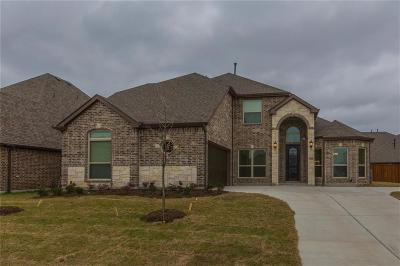 Forney Single Family Home For Sale: 1008 Blue Heron Court