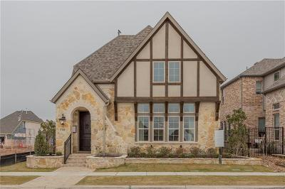 McKinney Single Family Home For Sale: 7108 Royal Liverpool Drive