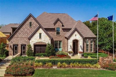 Flower Mound Single Family Home For Sale: 6554 Wooded Falls Trail Trail