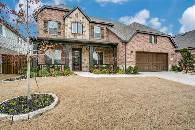 Keller Single Family Home For Sale: 540 Hidden Meadow Drive