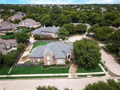 Allen Single Family Home For Sale: 938 Glen Rose Court