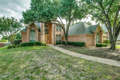 Southlake Single Family Home Active Option Contract: 614 Llano Court