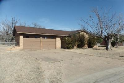 Mineral Wells Single Family Home For Sale: 1705 11th Street