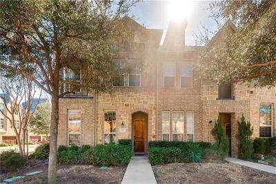Irving Townhouse For Sale: 582 Tuscan Drive