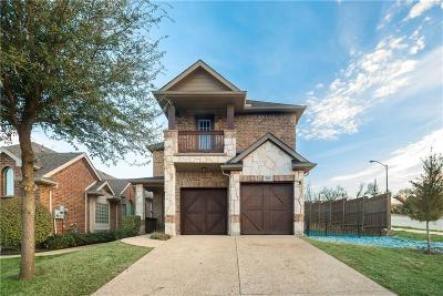 Grand Prairie Single Family Home Active Option Contract: 1043 Kaylie Street