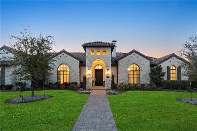 Frisco Single Family Home For Sale: 2128 Courtland Drive