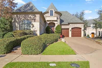 Frisco Single Family Home For Sale: 5786 Park Lane