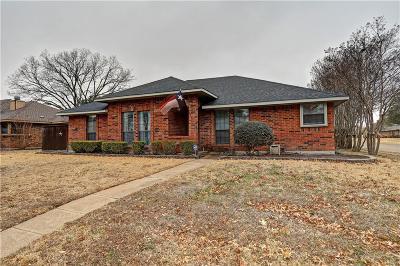Rowlett Single Family Home For Sale: 2509 Amy Avenue