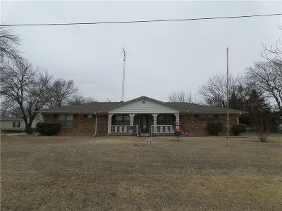 Whitesboro Single Family Home Active Option Contract: 507 W South Street