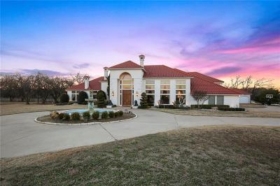 Allen, Celina, Dallas, Frisco, Mckinney, Melissa, Plano, Prosper Single Family Home For Sale: 8300 Preston Trace Boulevard