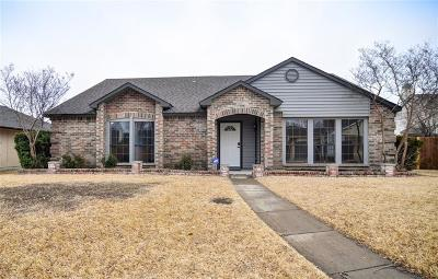 Garland Single Family Home For Sale: 2662 Princewood Drive